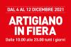 AVVISO Partecipazione imprese valdostane ad Artigiano in Fiera 2021